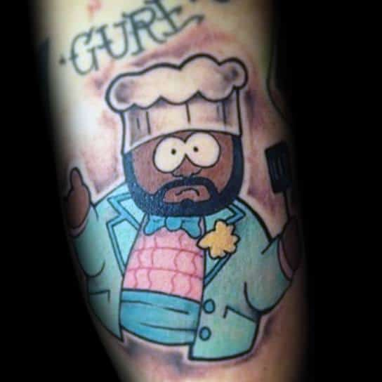 50 South Park Tattoo Ideas For Men Animated Designs