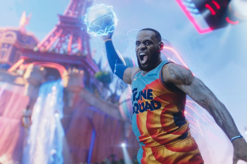 LeBron James Stars in 'Space Jam: A New Legacy'