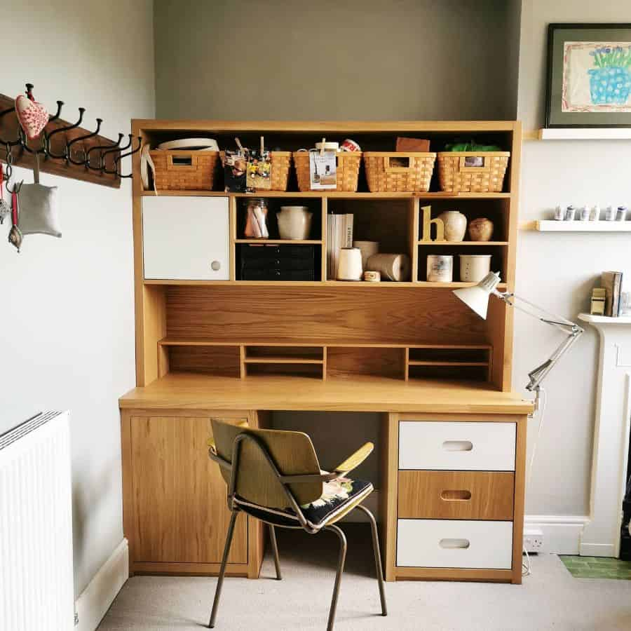 space saving home office desk ideas sherwoodwoodfurniture