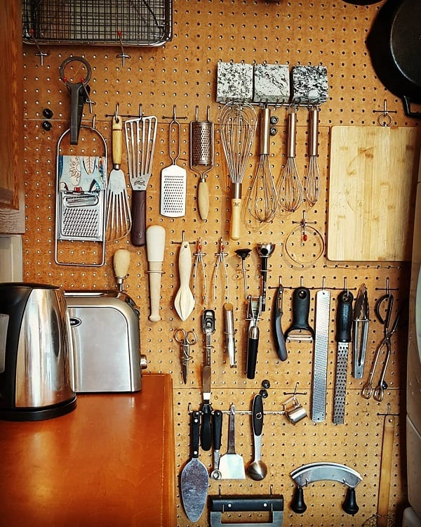 The Top 70+ Pegboard Ideas - Home Design and Storage ...