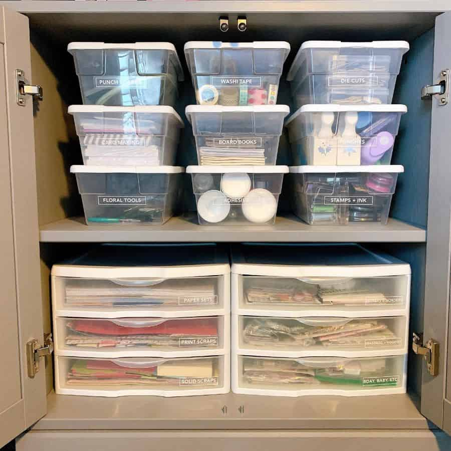 space saving office storage ideas neatfreakoc
