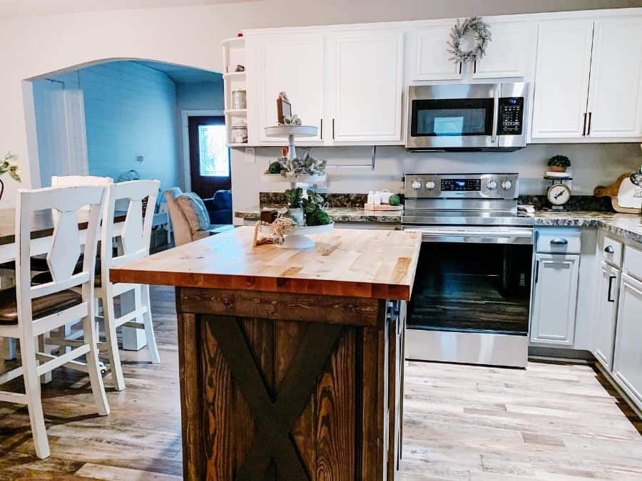 spacious farmhouse kitchen ideas nedda.roach