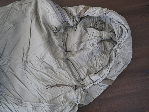 Spacious Head Room Kelty Tactical 30 Degree Field Sleeping Bags