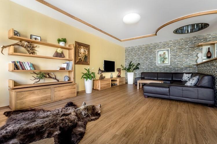 Spacious Living Room Cove Lighting Ceiling Ideas
