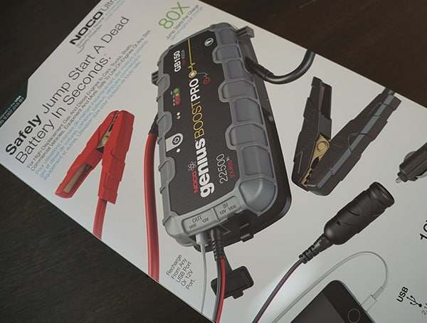 Spark Proof Connections Noco Gb150 Boost Pro Jump Starter Box
