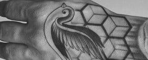 75 Sparrow Tattoo Designs For Men – Masculine Ink Ideas