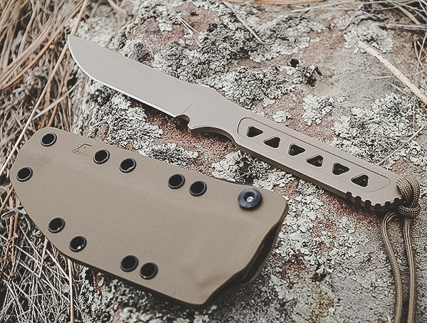 Spartan Blades Formido Fixed Blade Tactical Knife Review