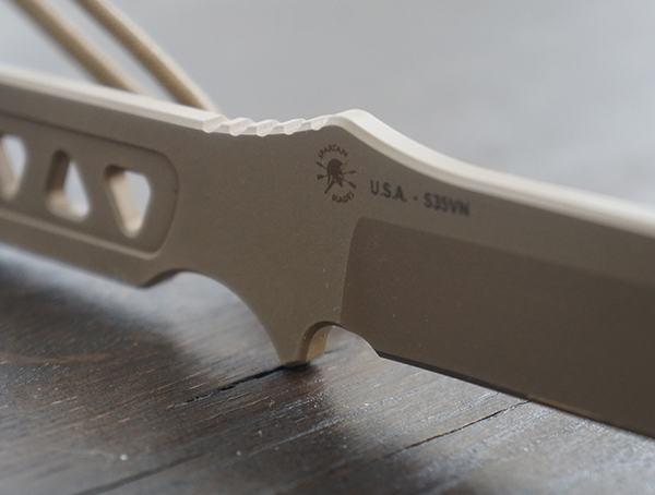 Spartan Blades Formido Thumb Groove