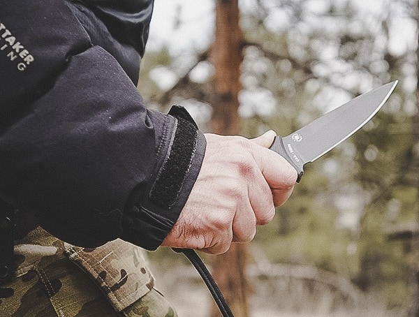 Spartan Blades Harsey Tt Tactical Knife Review