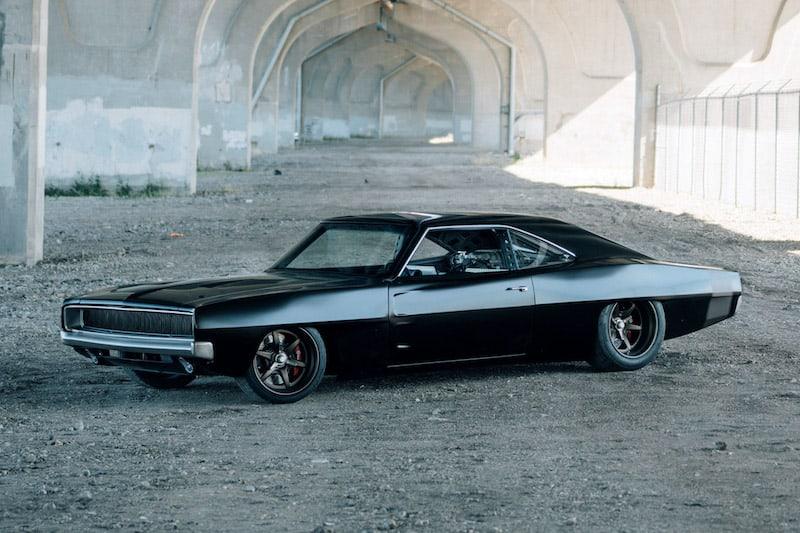 SpeedKore Recreates Dom Toretto's 'F9' Dodge Charger