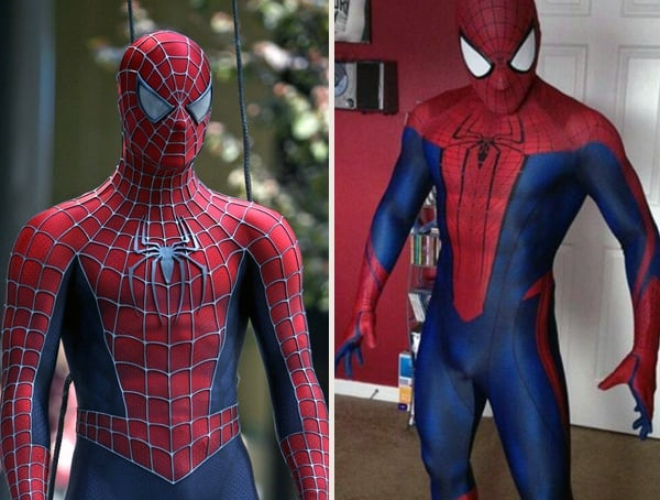 Spiderman Best Mens Halloween Costume Ideas