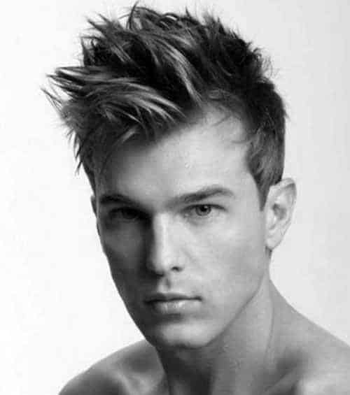Spiky Hair Ideas For Guys