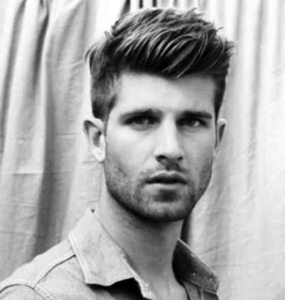 Astonishing 40 Spiky Hairstyles For Men Bold And Classic Haircut Ideas Short Hairstyles For Black Women Fulllsitofus