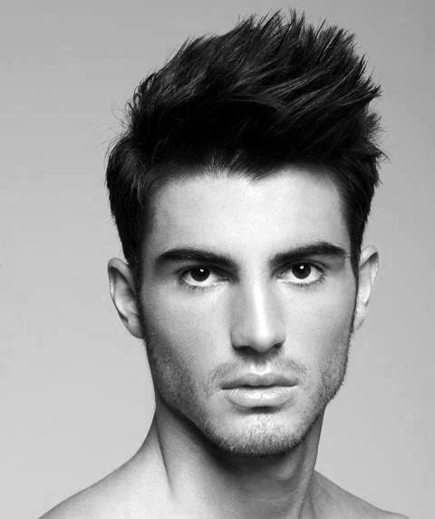 Spiky Men's Hairstyles
