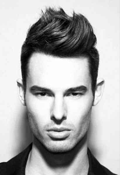 Spiky Modern Mens Hairstyles