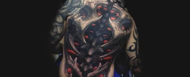 Top 73 Spine Tattoo Ideas – [2020 Inspiration Guide]