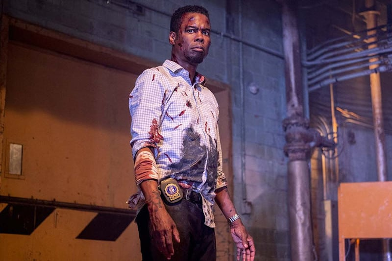 Chris Rock Faces Jigsaw Copycat in First Trailer for 'Spiral'