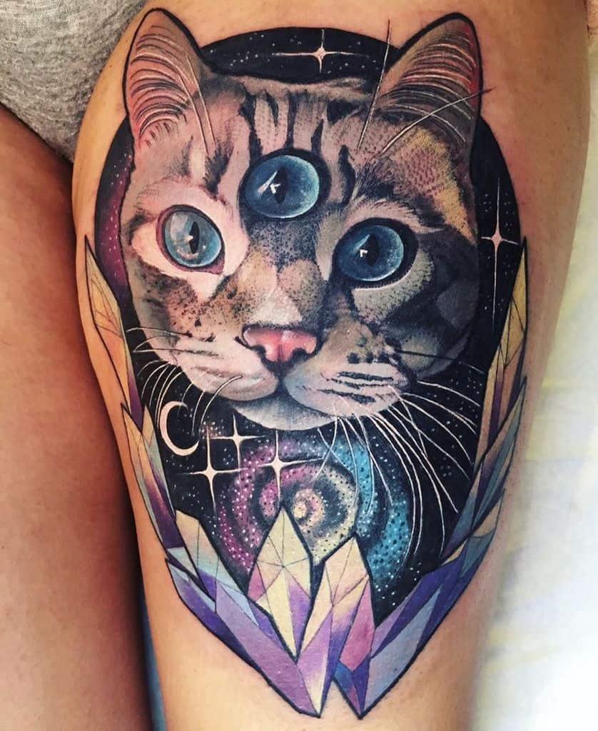 Spirit Eye Tattoo