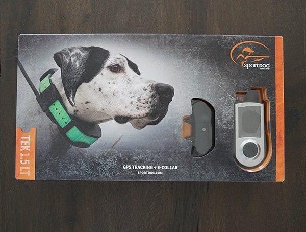 Sportdog Brand 1 5 Gps Plus E Collar Package Front