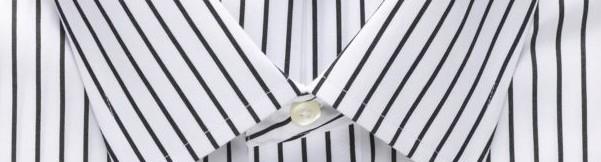 Wearing Spread Collar Dress Shirts