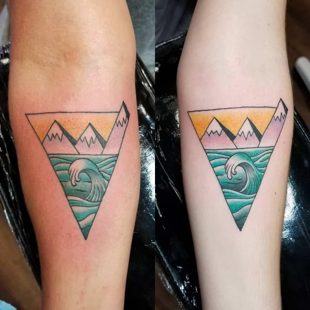 spring-break-wave-mother-daughter-tattoo-peezee3