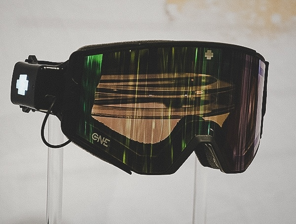 Spy Goggles Electronic Tinting Lens