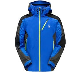 Spyder Mens Eiger Gtx Shell Ski Jacket Purchase