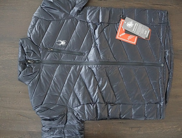 Spyder Syrround Down Ski Mens Jacket