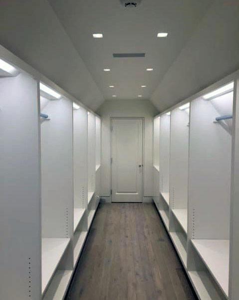 Square Mini Recessed Ceiling Can Home Interior Closet Lighting