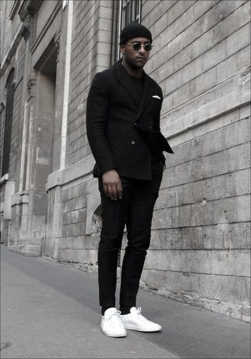 Sreet Style All Black Outfits Mens Ideas