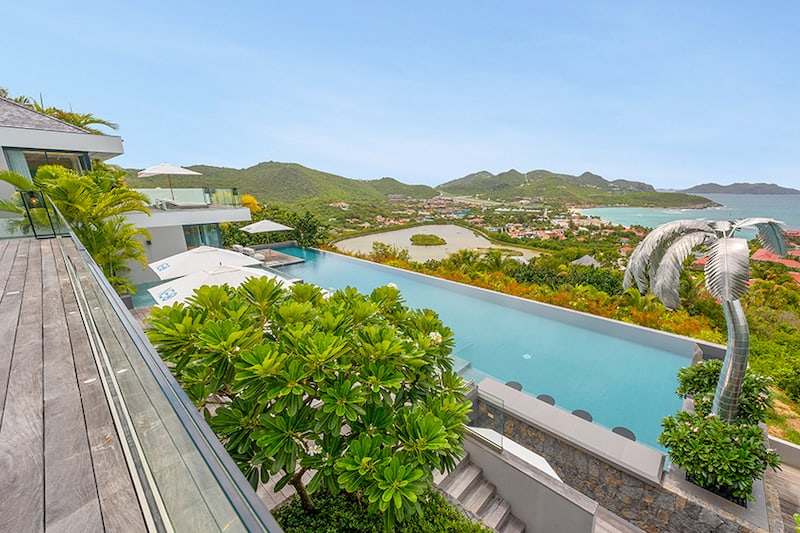 Spacious Luxury Home in St. Bart's Attracts $80 Million Price Tag