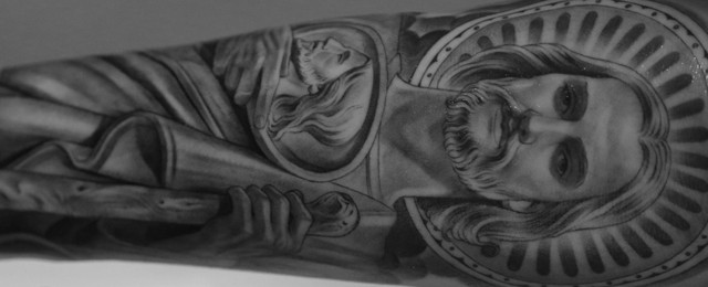 St Jude Tattoo Designs For Men