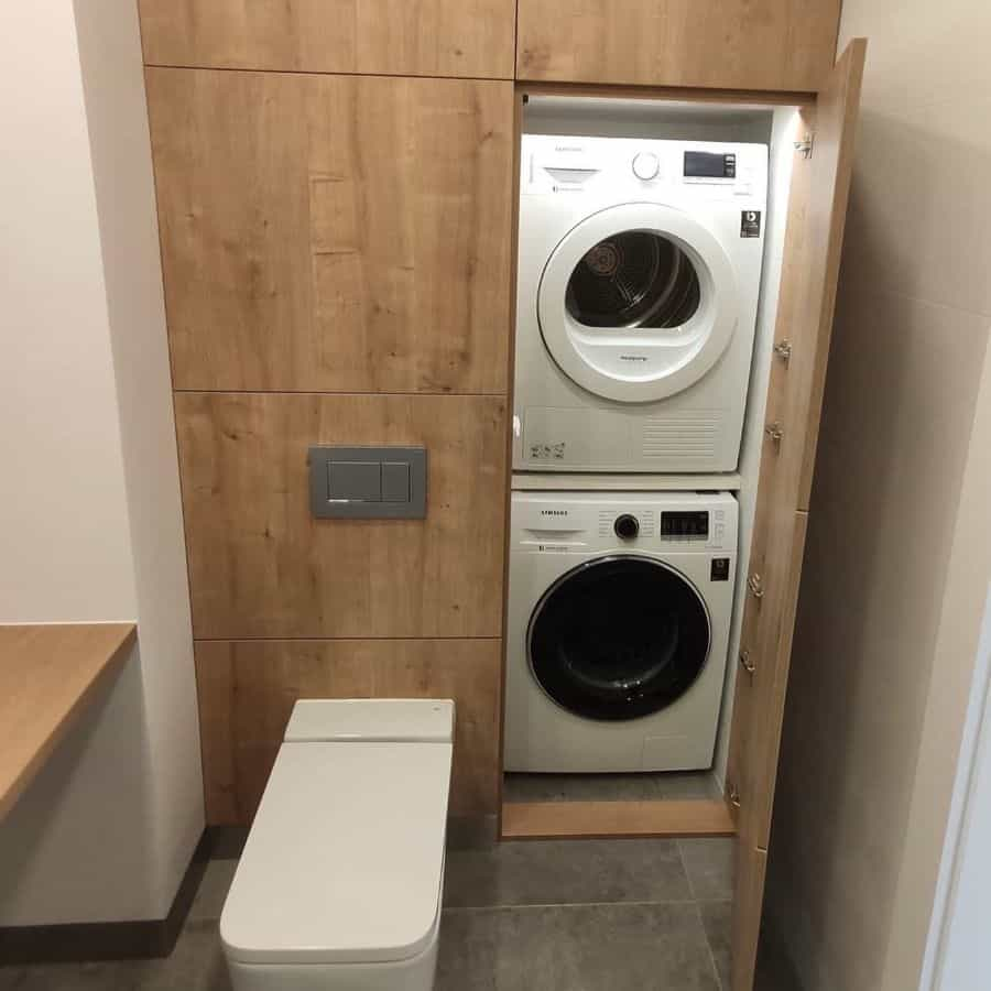 stackable laundry room cabinet ideas meble_kd