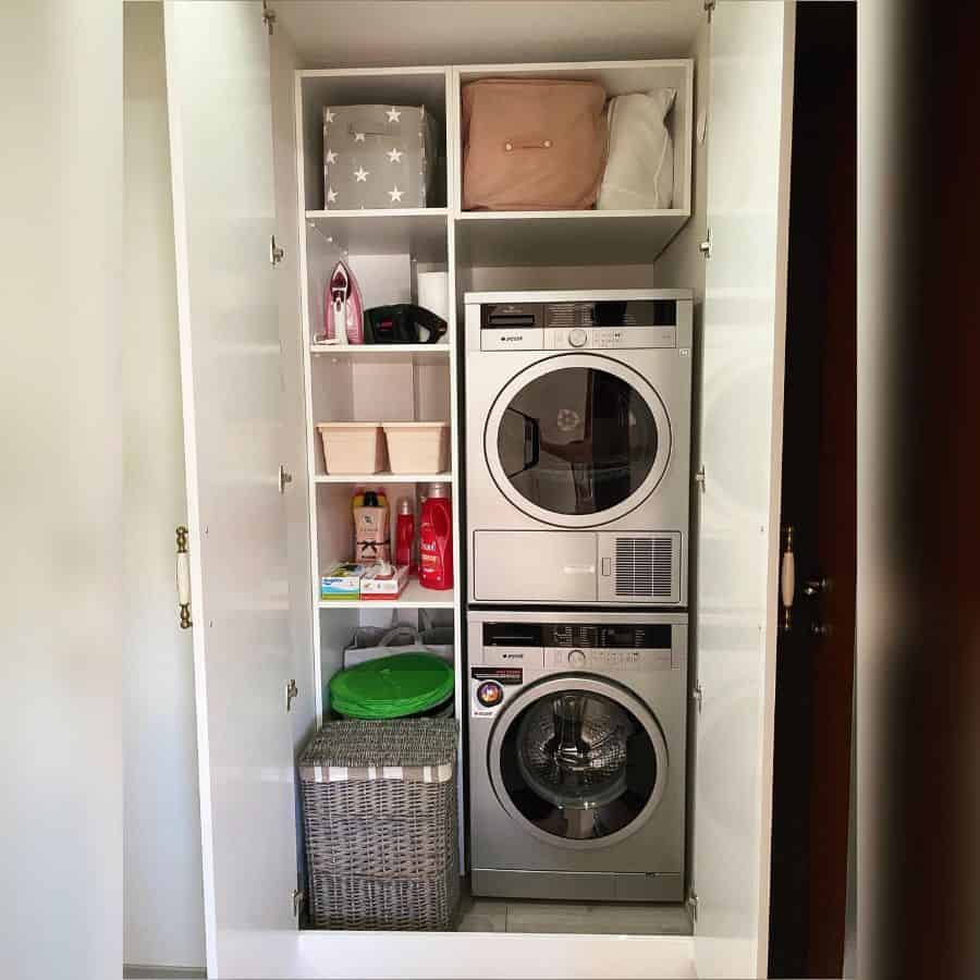 stackable laundry room cabinet ideas mylittlepatiohouse