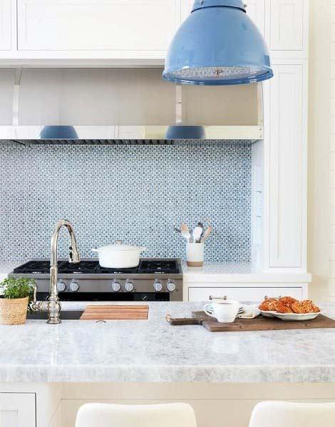 Stainless Kitchen Hood Ideas