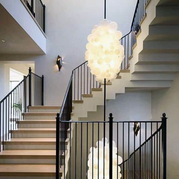 Stair Railing Cool Interior Ideas