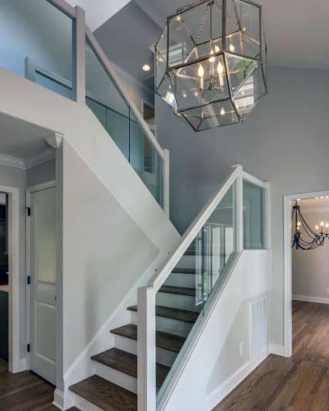 Stair Railing Home Designs