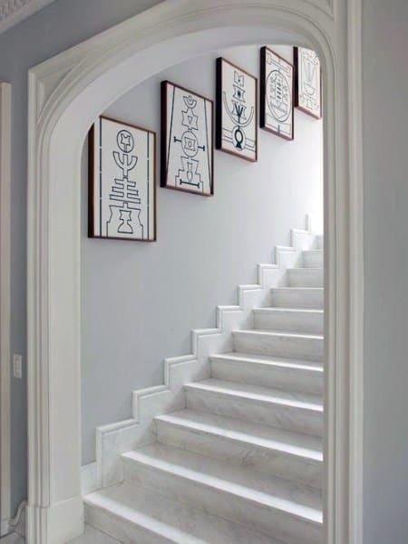 Stair Trim Cool Interior Ideas