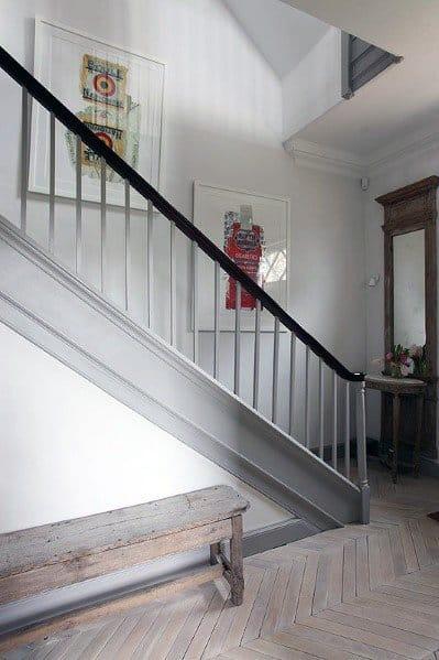 Stair Trim Design Idea Inspiration