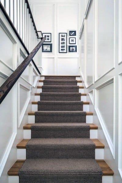 Stair Trim Design Ideas