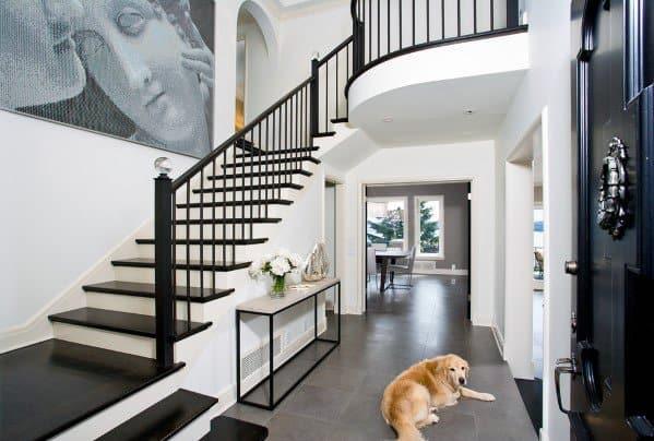 Stair Trim Design Inspiration