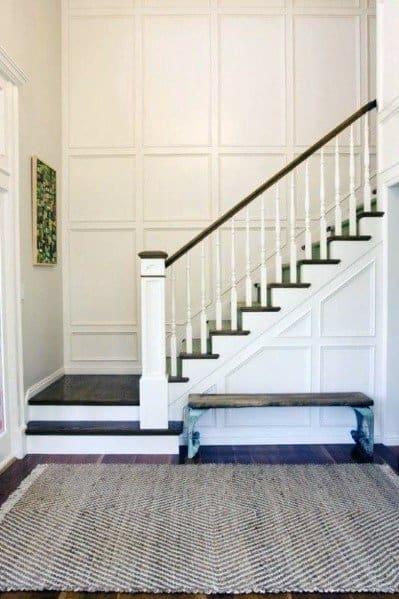 Stair Trim Home Designs