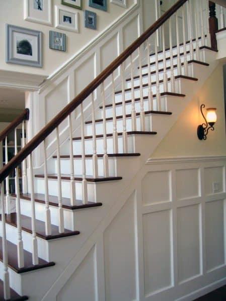 Stair Trim Home Ideas