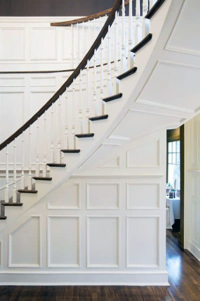 Stair Trim Idea Inspiration