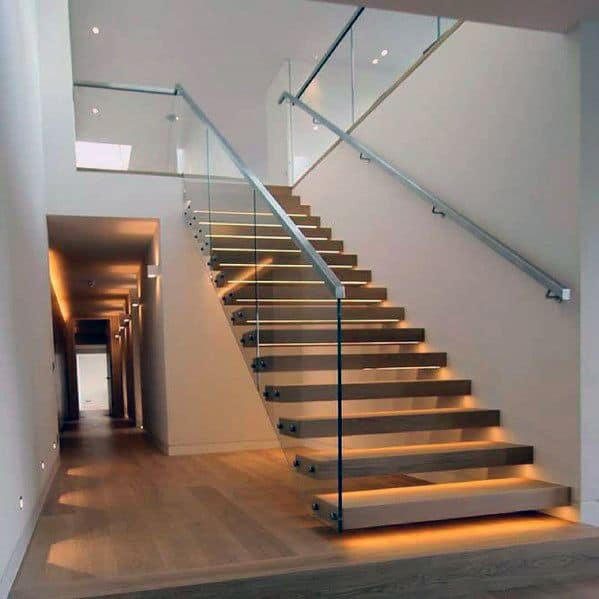 Inspirational Stairs Design: Top 60 Best Staircase Lighting Ideas