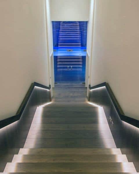 Staircase Lighting Design Inspiration