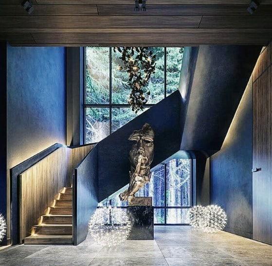 Staircase Lighting Idea Inspiration