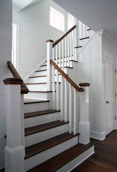 Staircase Railing Interior Design