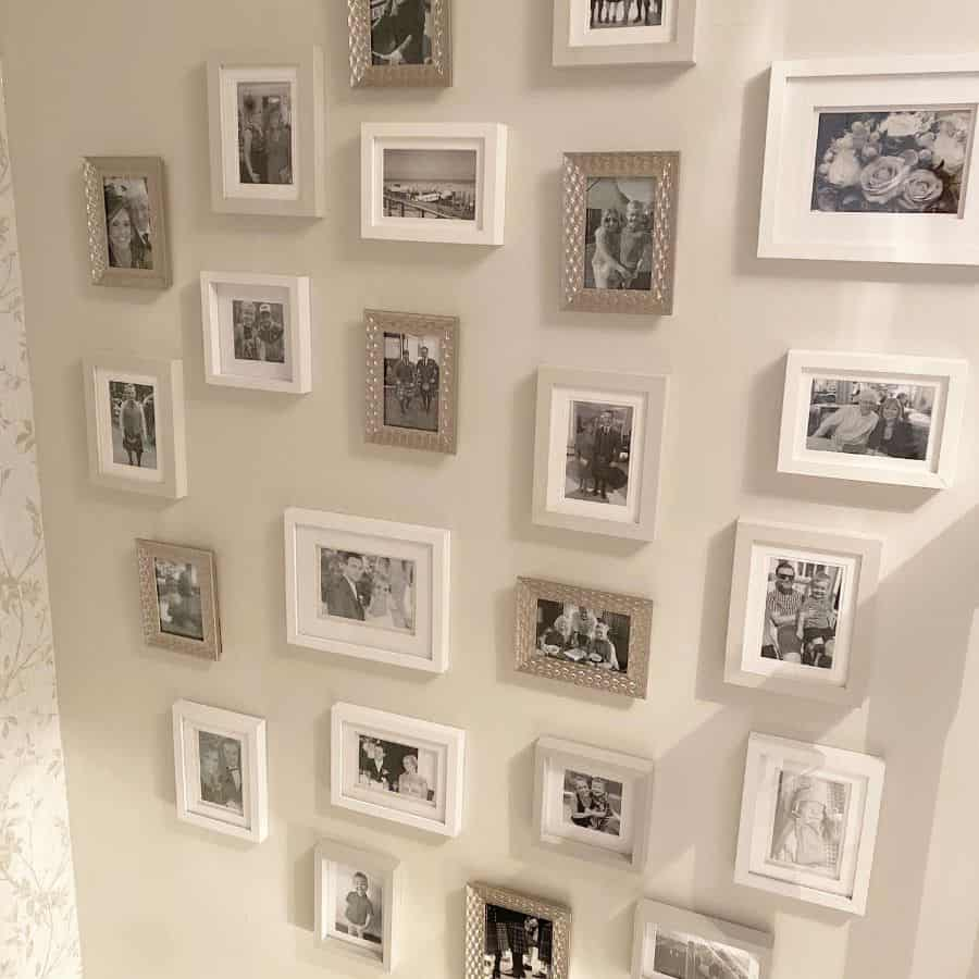 Stairs Picture Wall Ideas Our Pinehurst 40