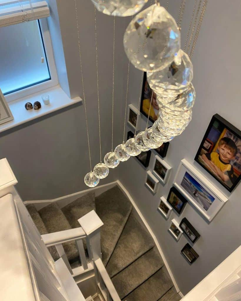 Stairs Picture Wall Ideas Romansgreen Plot 79